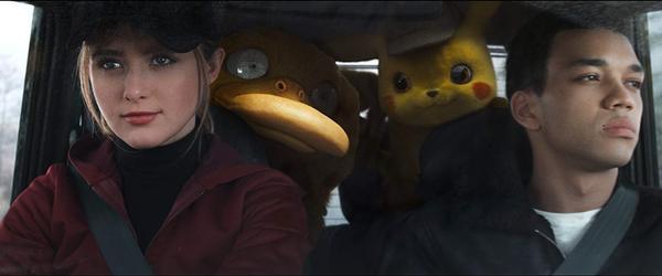 Không xuất sắc nhưng Pokémon: Detective Pikachu là mở đầu an toàn cho kỷ nguyên Pokémon ảnh 8