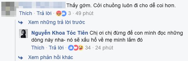Đã nhiều lần, cộng đồng mạng chứng kiến, bảo vệ Tóc Tiên trước anti-fan thế này.