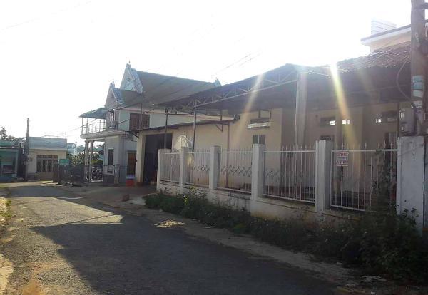 Cở sở nấu ăn Hoàng Vy. Ảnh: Dân Việt