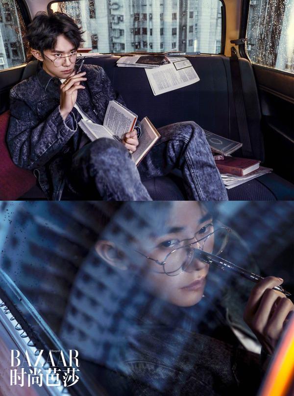 Dịch Dương Thiên Tỉ (TFBOYS) chất lừ bên mỹ nhân 16 tuổi của Nhật Bản ảnh 8
