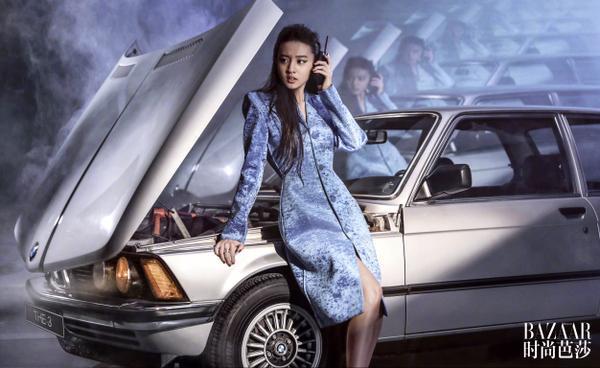 Dịch Dương Thiên Tỉ (TFBOYS) chất lừ bên mỹ nhân 16 tuổi của Nhật Bản ảnh 2
