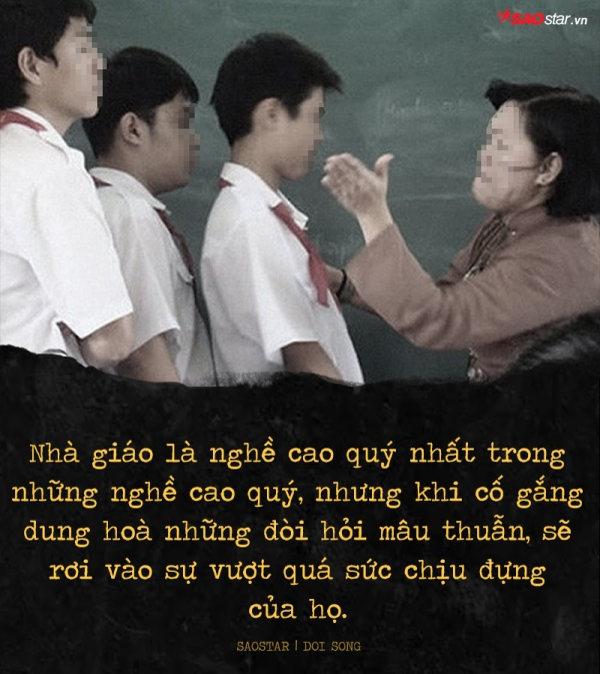 Từ câu chuyện nam sinh lớp 9 bị phạt quỳ gối: Sự bất lực cũng là một lựa chọn của giáo viên ảnh 2