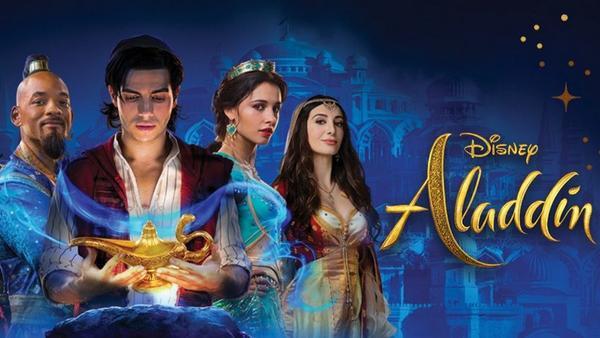 Ái Phương đẹp không kém cạnh công chúa Jasmine Naomi Scott của Aladdin, thử thách hát A Whole New World ảnh 0