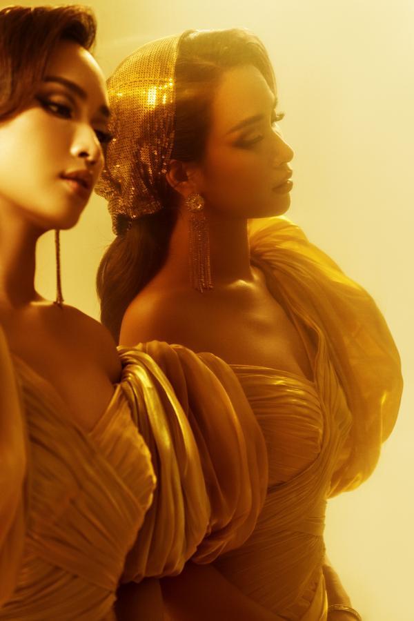 Ái Phương đẹp không kém cạnh công chúa Jasmine Naomi Scott của Aladdin, thử thách hát A Whole New World ảnh 6