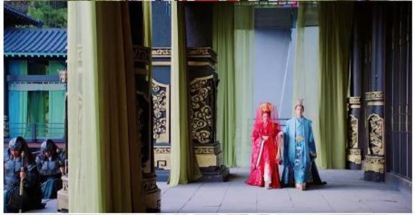Douban Bạch Phát: La Vân Hi được khen ngợi cả về ngoại hình, diễn xuất lẫn vai diễn ảnh 11