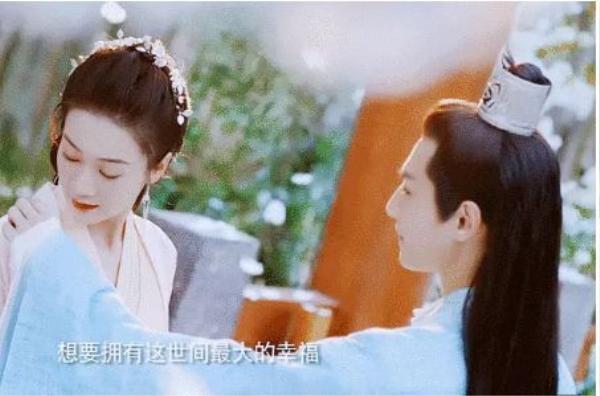 Douban Bạch Phát: La Vân Hi được khen ngợi cả về ngoại hình, diễn xuất lẫn vai diễn ảnh 2