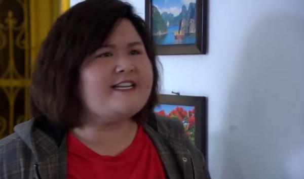 Thủy Tiên trong vai Liễu.
