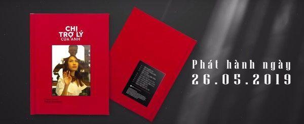 Hình ảnh Album được chính thức công bố.