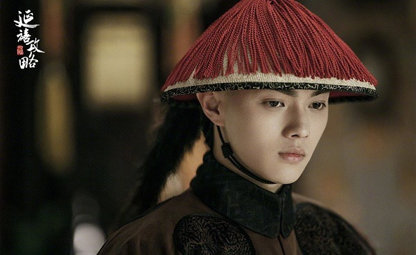 Đặng Luân  Chu Nhất Long dẫn đầu trong tứ đại mỹ nam phim cổ trang ảnh 8