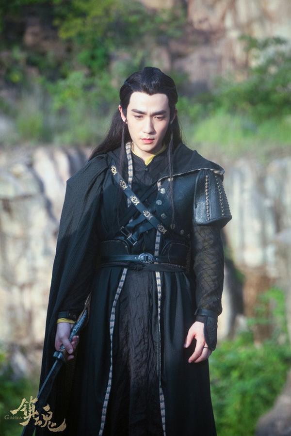 Đặng Luân  Chu Nhất Long dẫn đầu trong tứ đại mỹ nam phim cổ trang ảnh 4