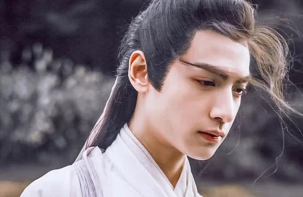 Đặng Luân  Chu Nhất Long dẫn đầu trong tứ đại mỹ nam phim cổ trang ảnh 15