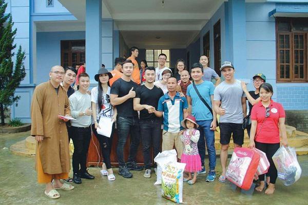 Nguyễn Hữu Phước cũng nhận được nhiều sự yêu mến vì mặc dù sinh ra vì là một thiếu gia giàu có, được sinh ra trong gia đình có điều kiện nhưng anh lại rất tâm huyết với công tác thiện nguyện.