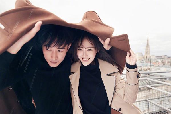 Nhân dịp lễ tình nhân Trung Quốc, điểm danh 5 cặp đôi phim giả tình thật của phim Hoa ngữ ảnh 0