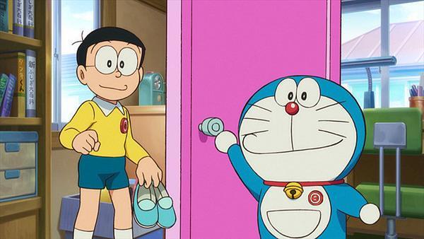 Trở lại tuổi thơ với Doraemon: Nobita và Mặt trăng phiêu lưu ký ảnh 3