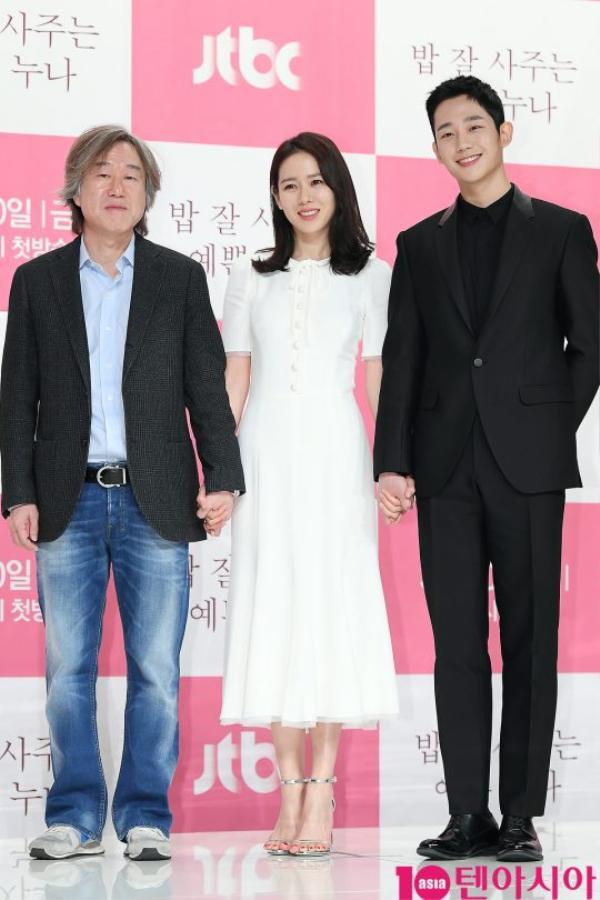 Spring Night: Han Ji Min trả lời câu hỏi so sánh với Son Ye Jin trong Chị đẹp, K-net phản ứng ra sao? ảnh 1