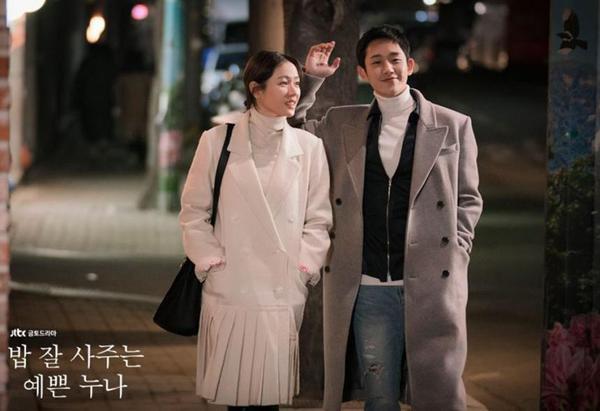 Spring Night: Han Ji Min trả lời câu hỏi so sánh với Son Ye Jin trong Chị đẹp, K-net phản ứng ra sao? ảnh 8