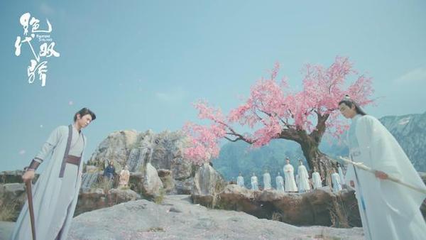 Tuyệt đại song kiêu tiếp tục đăng teaser, Hồ Nhất Thiên  Trần Triết Viễn quyết chiến một phen ảnh 0