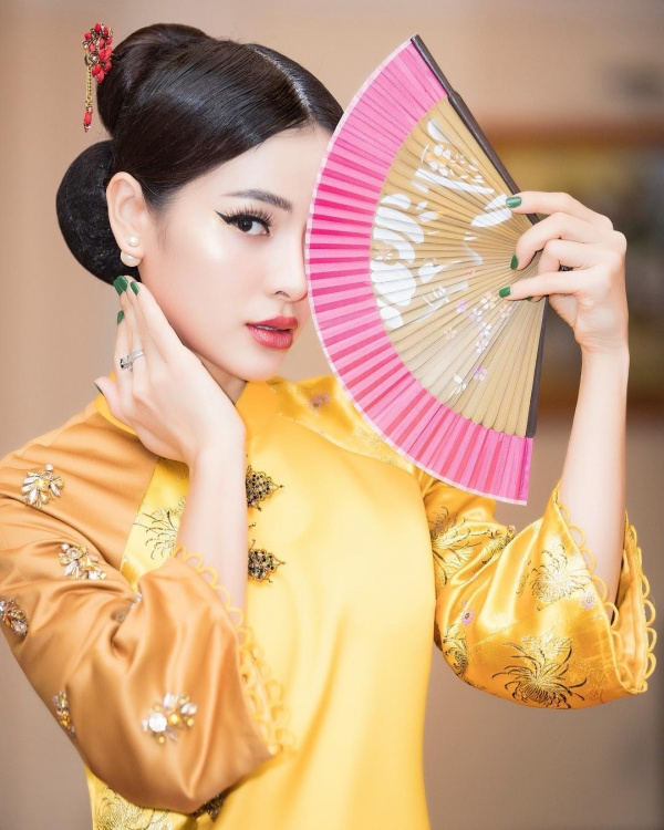 Những cô nàng tên Trinh 'đại náo' showbiz Việt với câu chuyện tình  tiền ảnh 8
