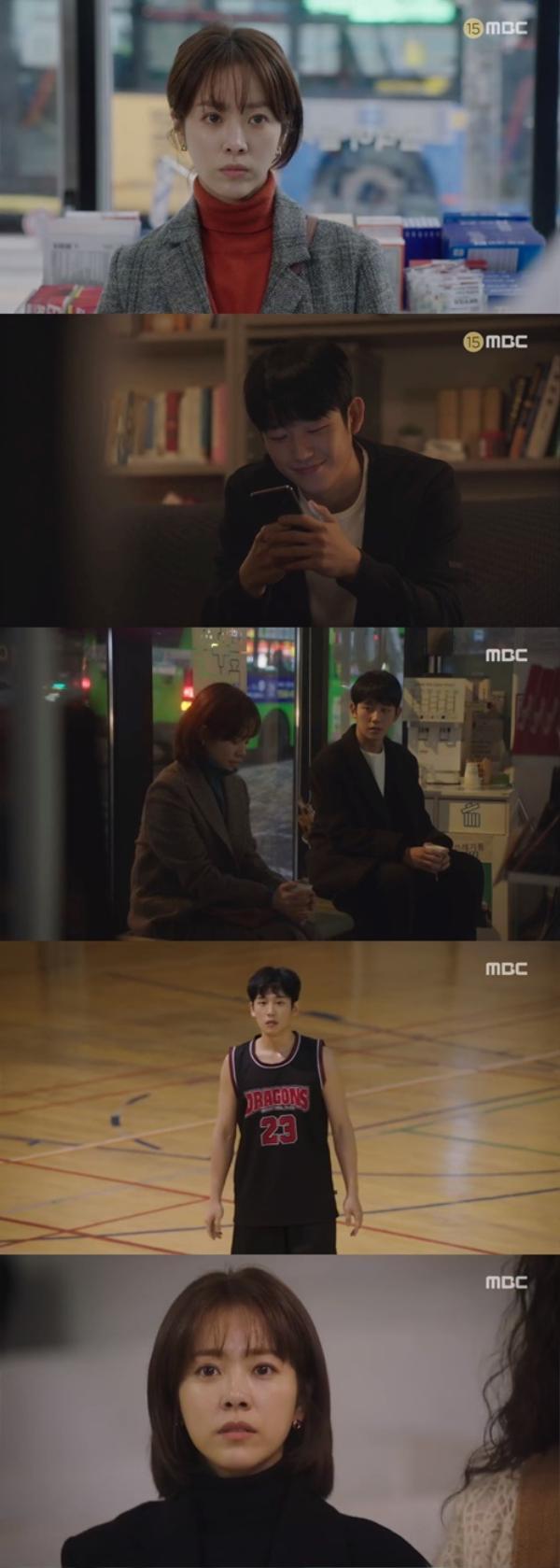 K-net nói gì về Đêm xuân của Han Ji Min và Jung Hae In, liệu có giống Chị đẹp mua cơm ngon cho tôi? ảnh 1