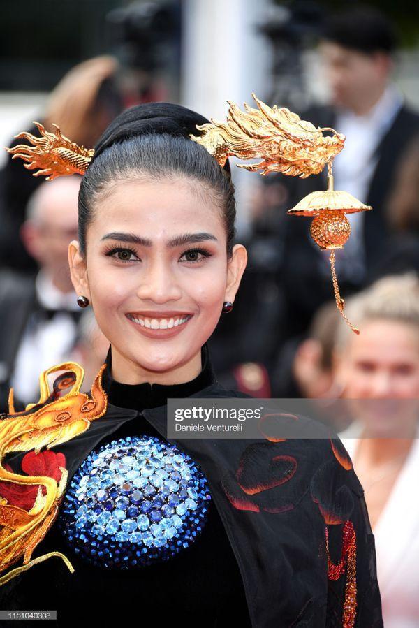 Trương Thị May, Phạm Băng Băng và 'thần thái' khẳng định nữ quyền châu Á trên thảm đỏ Cannes ảnh 0