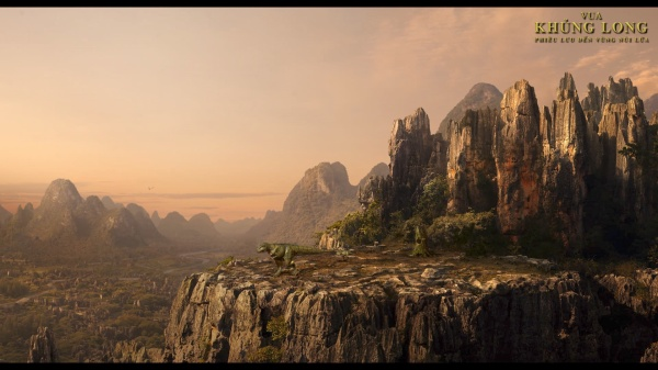 Vua khủng long: Phiêu lưu đến vùng núi lửa đầy hứa hẹn cho tương lai phim hoạt hình Hàn Quốc ảnh 9