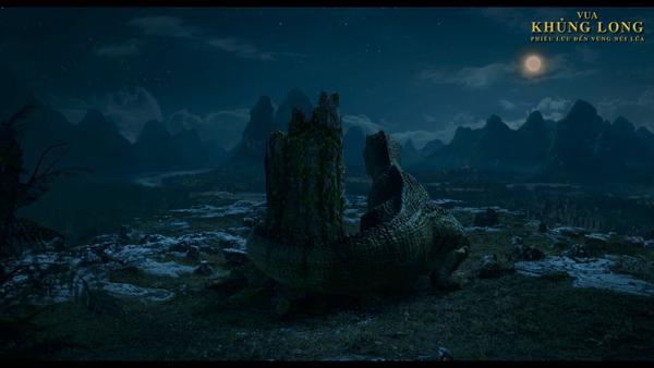 Vua khủng long: Phiêu lưu đến vùng núi lửa đầy hứa hẹn cho tương lai phim hoạt hình Hàn Quốc ảnh 5