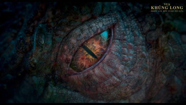Vua khủng long: Phiêu lưu đến vùng núi lửa đầy hứa hẹn cho tương lai phim hoạt hình Hàn Quốc ảnh 1