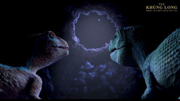 Vua khủng long: Phiêu lưu đến vùng núi lửa đầy hứa hẹn cho tương lai phim hoạt hình Hàn Quốc ảnh 3