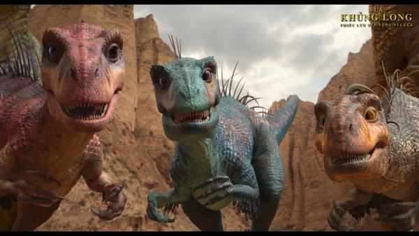 Vua khủng long: Phiêu lưu đến vùng núi lửa đầy hứa hẹn cho tương lai phim hoạt hình Hàn Quốc ảnh 2