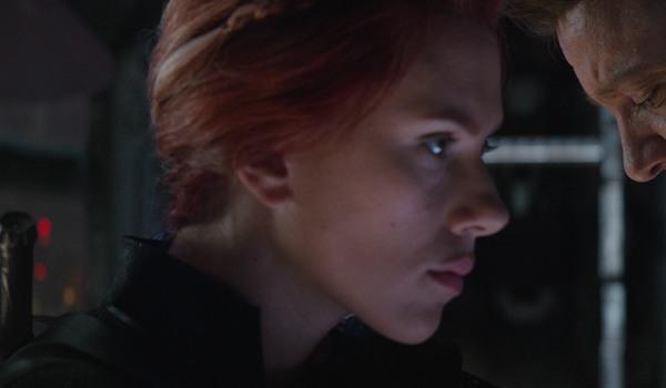 Black Widow trước chuyến hành trình đi tìm viên đá.