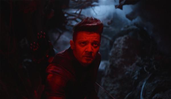 Phân cảnh phim khi căn cứ của biệt đội Avengers bị Thanos tấn công.