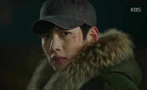 Ji Chang Wook quá ngầu trong Healer (Nguồn ảnh: KBS)