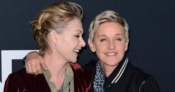 Nữ MC đồng tính thành danh nhất thế giới Ellen DeGeneres: Từng làm đủ nghề để kiếm sống, bị cha dượng lạm dụng tình dục ảnh 9