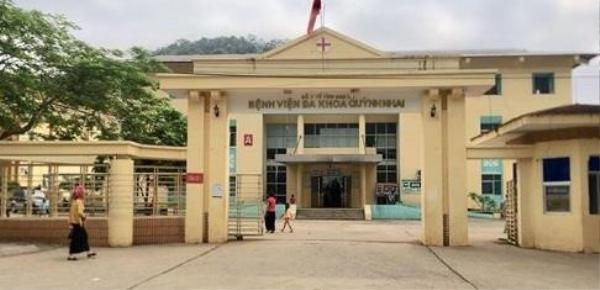 Bệnh viên đa khoa Quỳnh Nhai