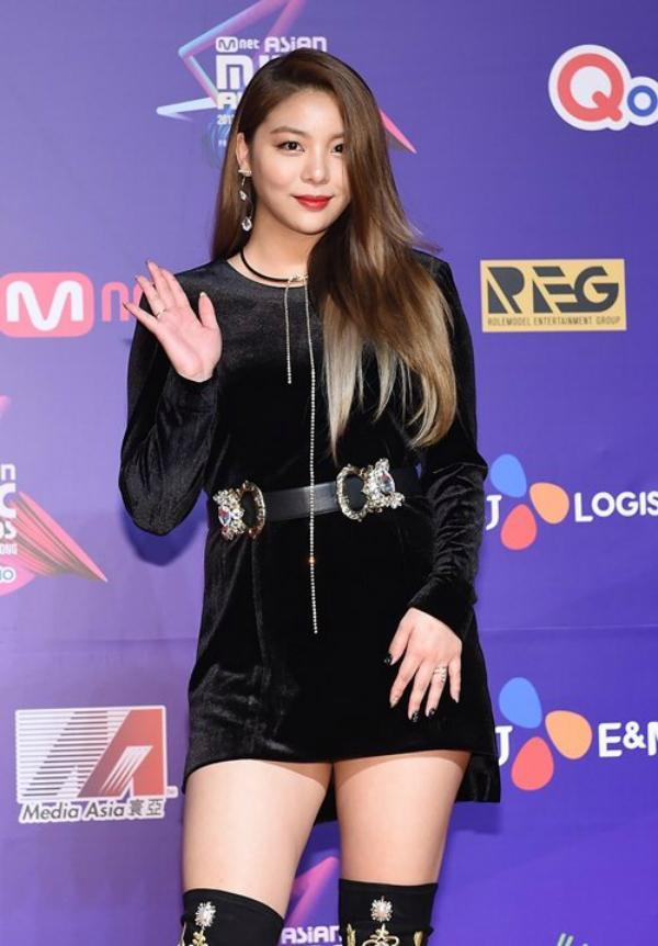 Tên thật của giọng ca khủng nhất nhì làng nhạc xứ Kim chi Ailee là Amy Lee.