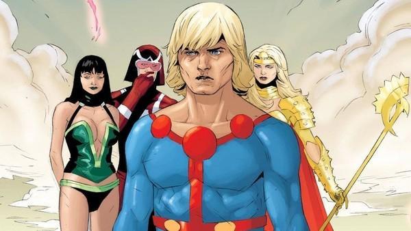 11 nhân vật được đồn đoán là siêu anh hùng thuộc giới tính thứ 3 đầu tiên của MCU (Phần 2) ảnh 6