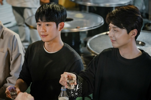 K-net nói gì về Đêm xuân của Han Ji Min và Jung Hae In, liệu có giống Chị đẹp mua cơm ngon cho tôi? ảnh 7