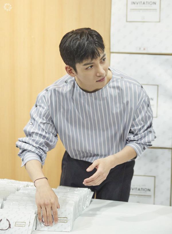 Bộ ảnh trong buổi họp fan của Ji Chang Wook cùng tâm thư: Mùa xuân của anh là các em ảnh 34