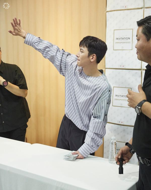 Bộ ảnh trong buổi họp fan của Ji Chang Wook cùng tâm thư: Mùa xuân của anh là các em ảnh 35