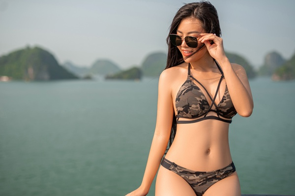 Thanh Hương chia sẻ, bản thân chưa bao giờ sử dụng chiêu trò và cũng chưa bao giờ PR hình ảnh của mình.