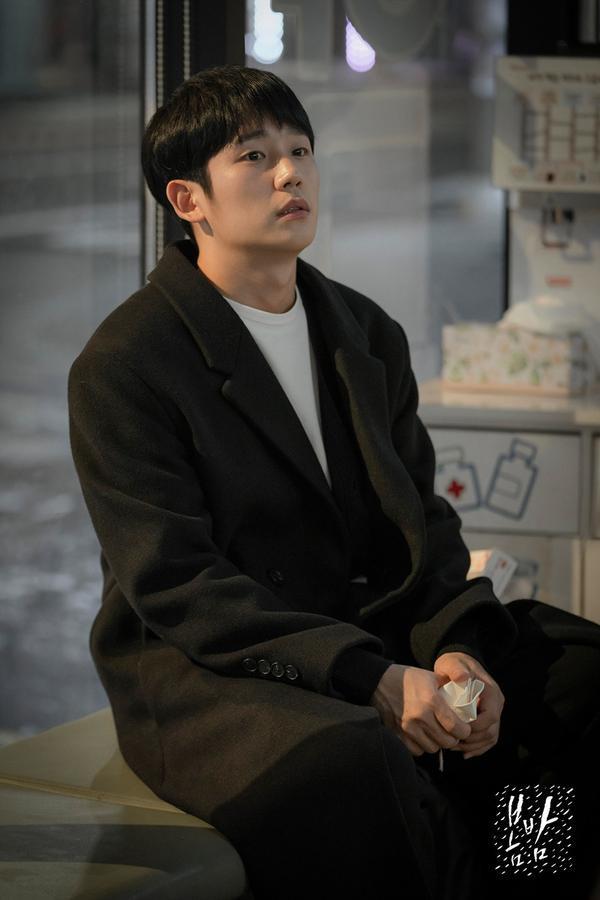 Đêm xuân tập 1-2: Khoảnh khắc đẹp như tranh về mối tình chớm nở của Han Ji Min và Jung Hae In ảnh 17