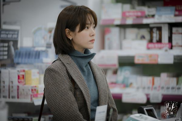 Đêm xuân tập 1-2: Khoảnh khắc đẹp như tranh về mối tình chớm nở của Han Ji Min và Jung Hae In ảnh 7