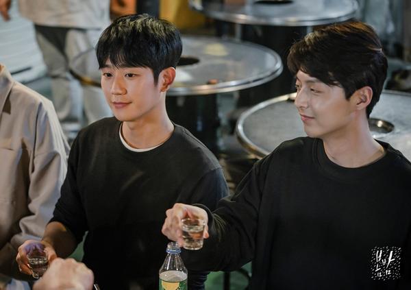 Đêm xuân tập 1-2: Khoảnh khắc đẹp như tranh về mối tình chớm nở của Han Ji Min và Jung Hae In ảnh 19