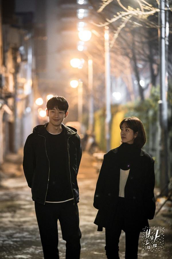 Đêm xuân tập 1-2: Khoảnh khắc đẹp như tranh về mối tình chớm nở của Han Ji Min và Jung Hae In ảnh 22