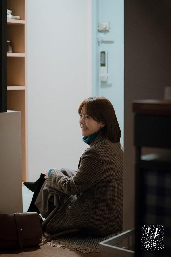 Đêm xuân tập 1-2: Khoảnh khắc đẹp như tranh về mối tình chớm nở của Han Ji Min và Jung Hae In ảnh 39
