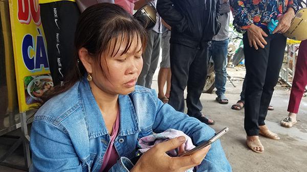 Trước khi phát hiện 3 người tử vong trong phòng trọ, người thân có nhận 2 cuộc gọi từ số điện thoại của chị Hằng. Ảnh: báo Dân Việt