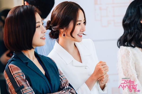 Bí mật nàng fangirl: Bộ ảnh đẹp như mơ của Park Min Young và Kim Jae Wook trước tập cuối ảnh 20