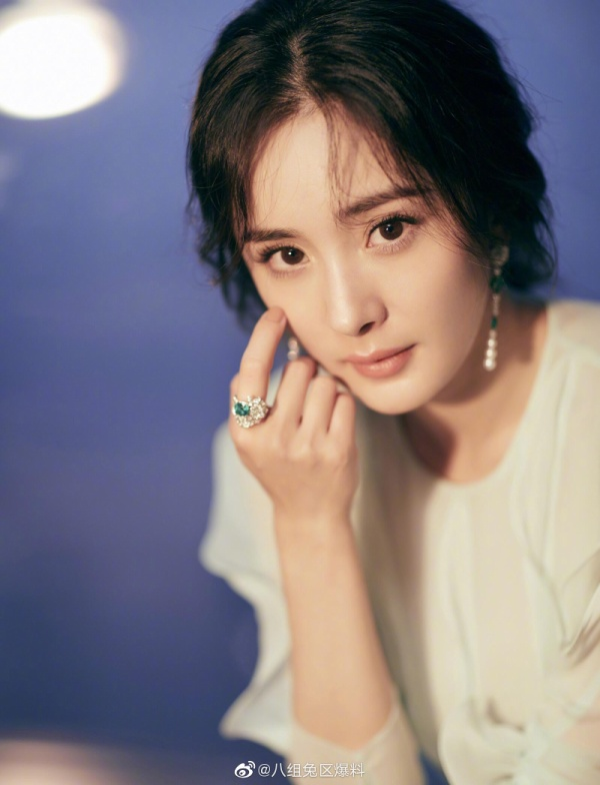 Dương Mịch, Huỳnh Hiểu Minh đảm nhận vai chính trong 'Cửu Châu Hộc Châu phu nhân' ?