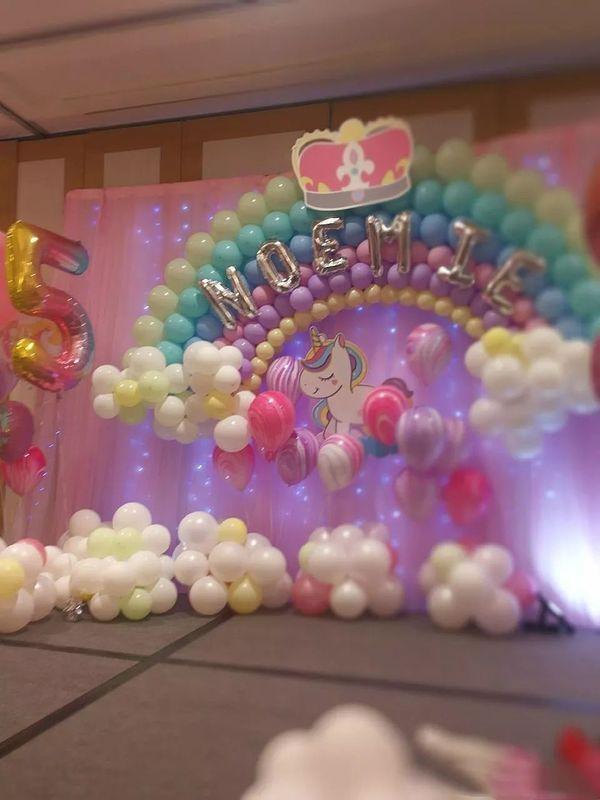 Dương Mịch bị bỏ rơi trong tiệc sinh nhật của con gái Tiểu Gạo Nếp? ảnh 5