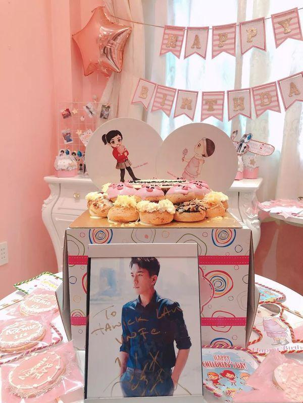 Dương Mịch bị bỏ rơi trong tiệc sinh nhật của con gái Tiểu Gạo Nếp? ảnh 4